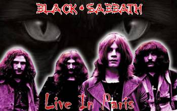Black Sabbath - 1970 - Live In Paris