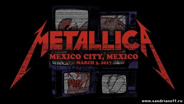 Metallica - Live in Mexico