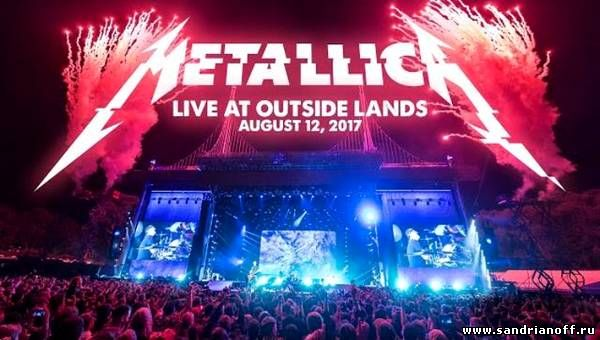 Metallica - Live at Outside Lands