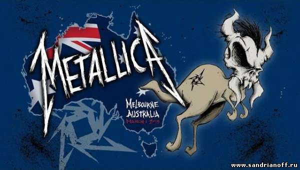 Metallica - Live in Melbourne