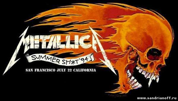 Metallica - Live in Mountain View