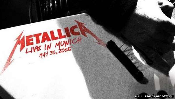 Metallica - Live in Munich