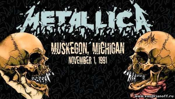 Metallica - Live in Muskegon