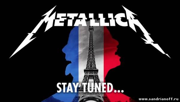 Metallica - Live in Paris