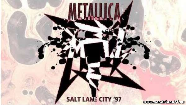 Metallica - Live in Salt Lake City