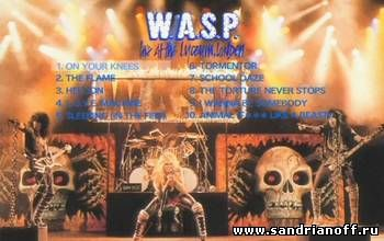 W.A.S.P - 1984 - Live at The Lyceum